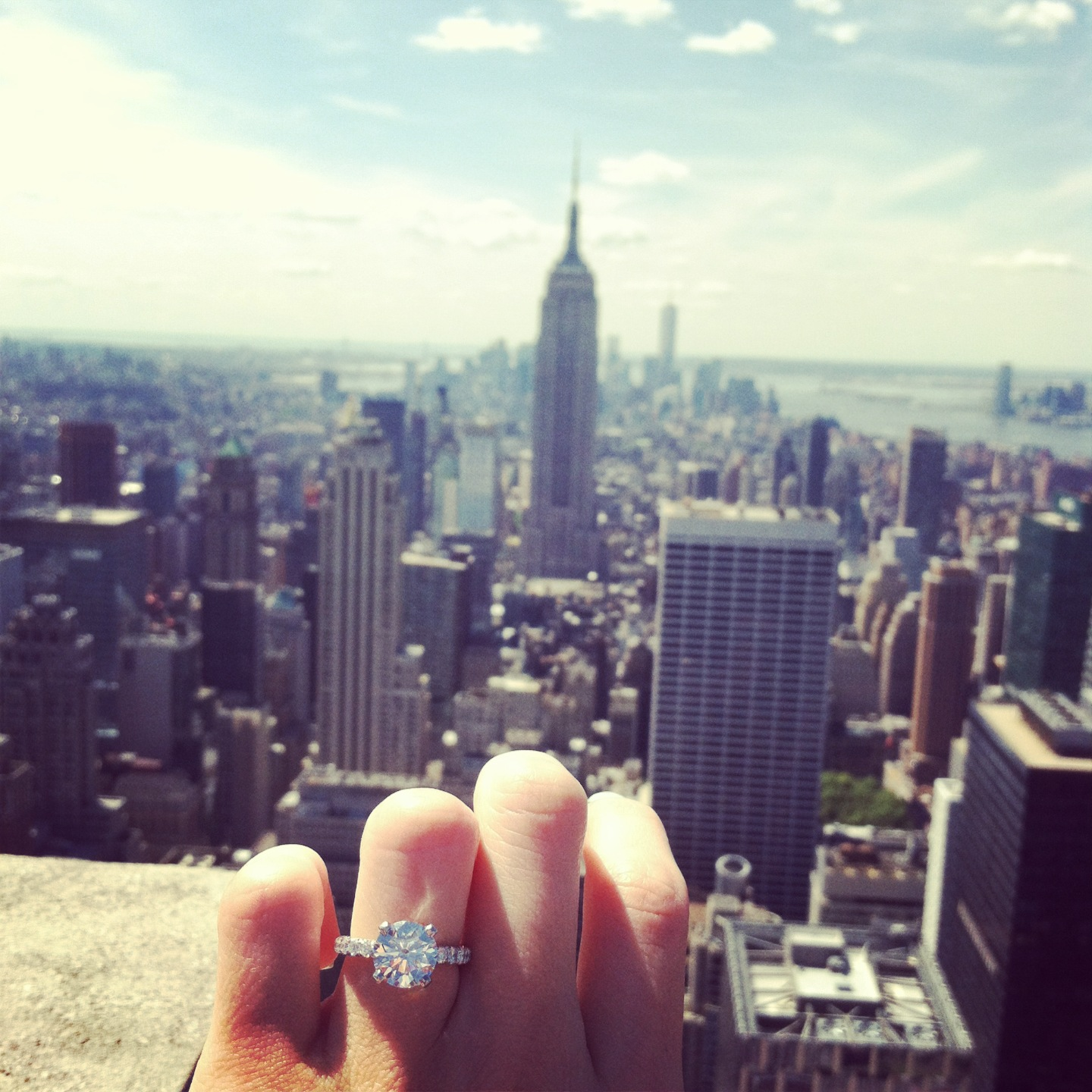 Image 7 of Shasling and David | Top of The Rock Proposal