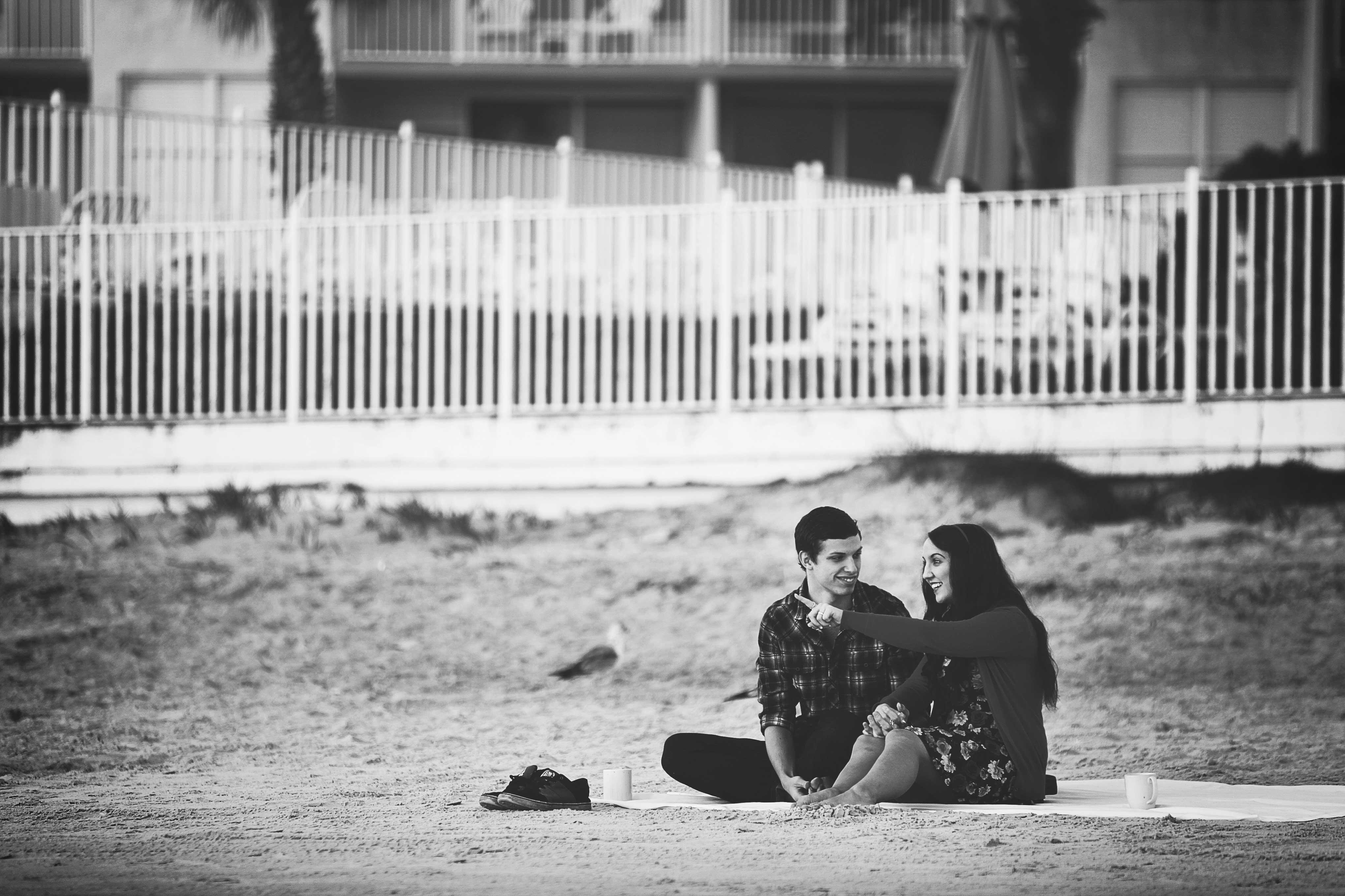 Image 5 of Rachel and Jacob | Daytona Beach Proposal