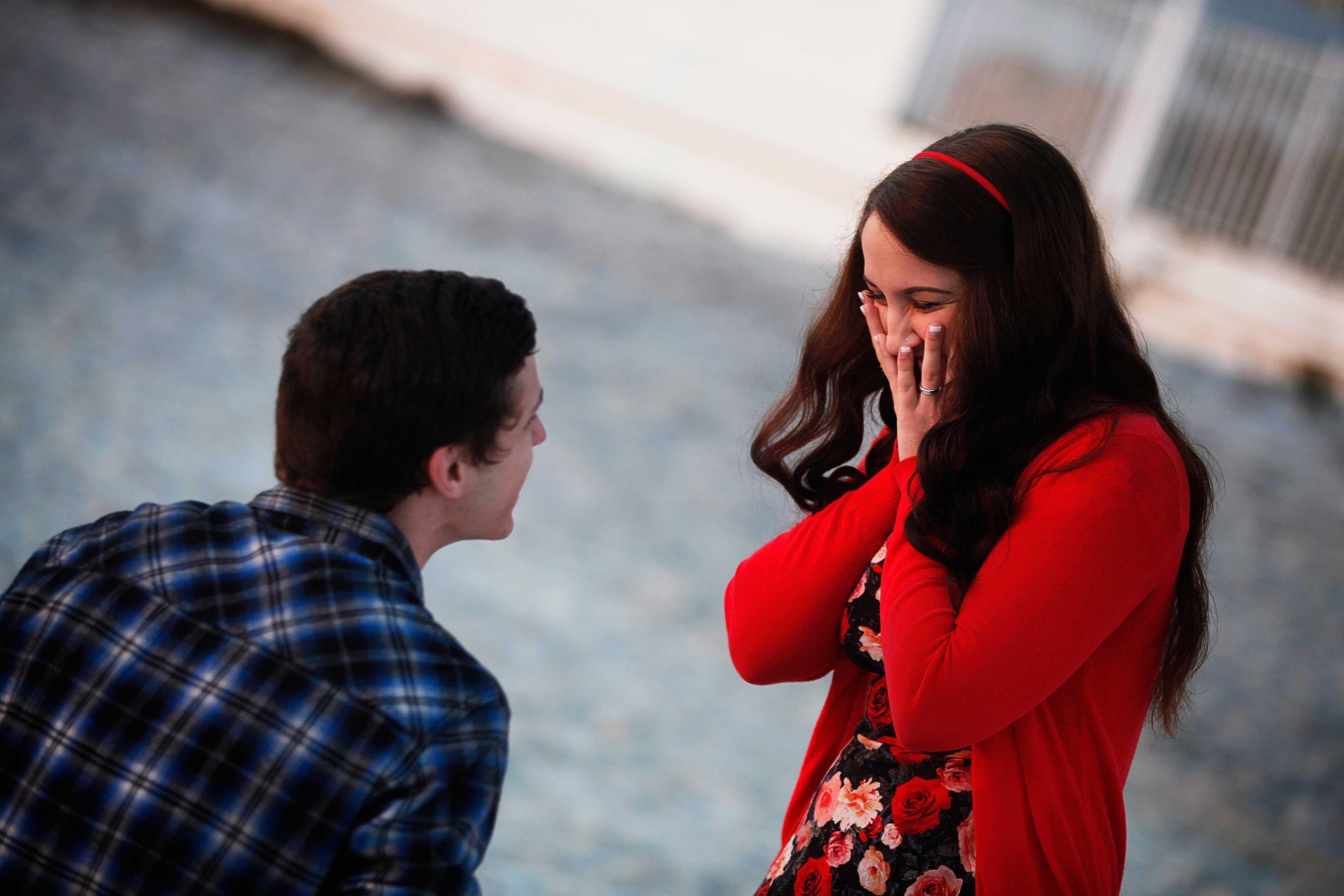 Image 7 of Rachel and Jacob | Daytona Beach Proposal