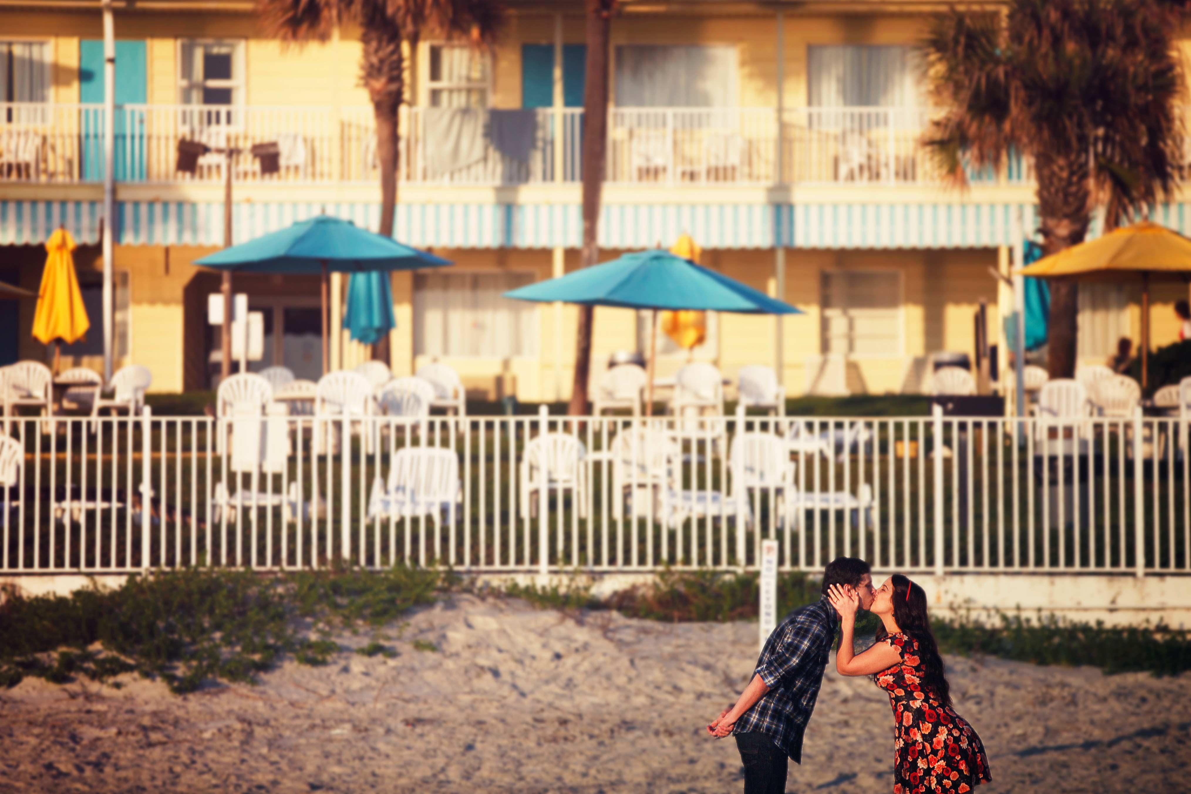 Image 1 of Rachel and Jacob | Daytona Beach Proposal