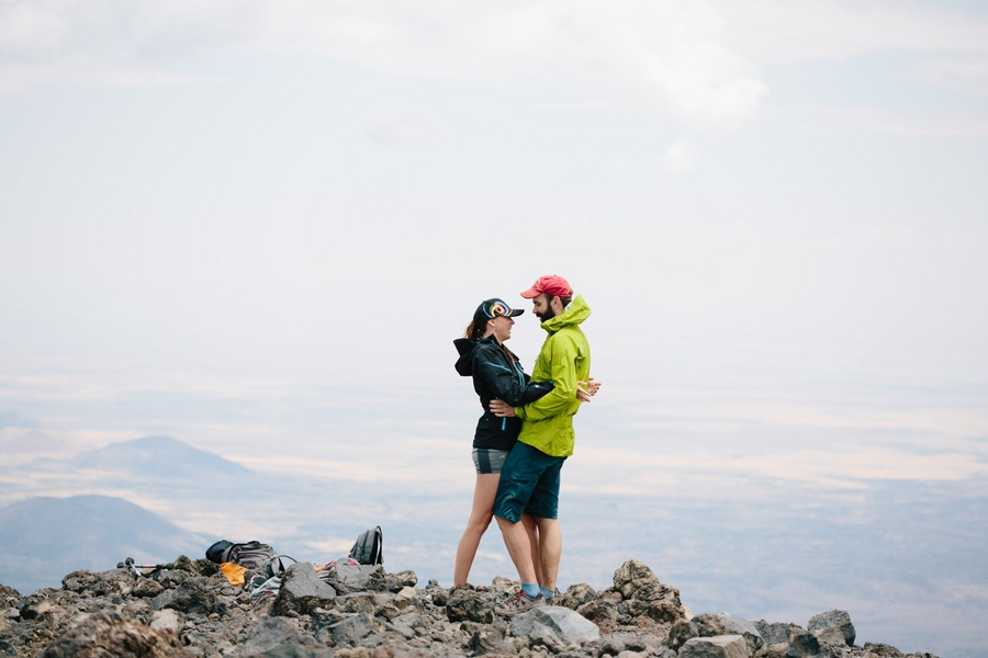Image 13 of Mountain Top Marriage Proposal