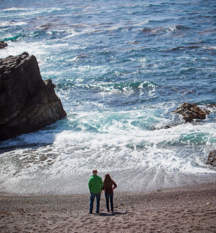 Image 4 of Emily and Jim | Point Lobos Proposal