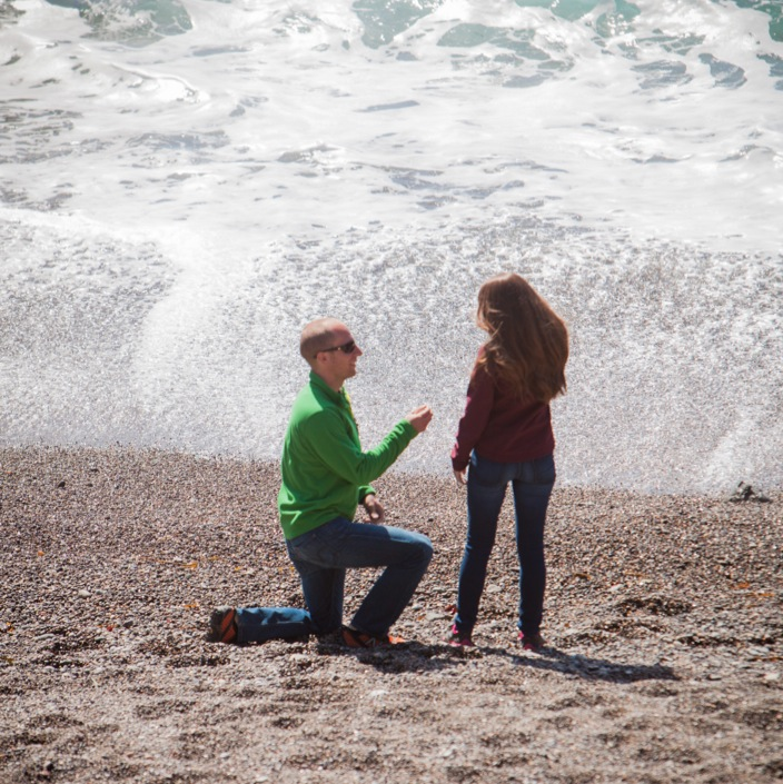 Image 5 of Emily and Jim | Point Lobos Proposal