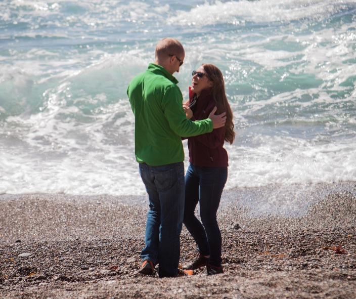 Image 6 of Emily and Jim | Point Lobos Proposal