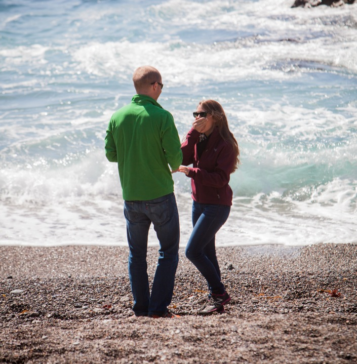 Image 7 of Emily and Jim | Point Lobos Proposal