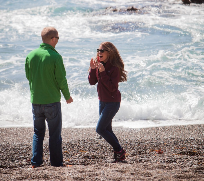 Image 8 of Emily and Jim | Point Lobos Proposal