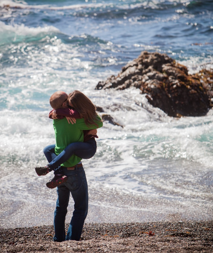 Image 10 of Emily and Jim | Point Lobos Proposal