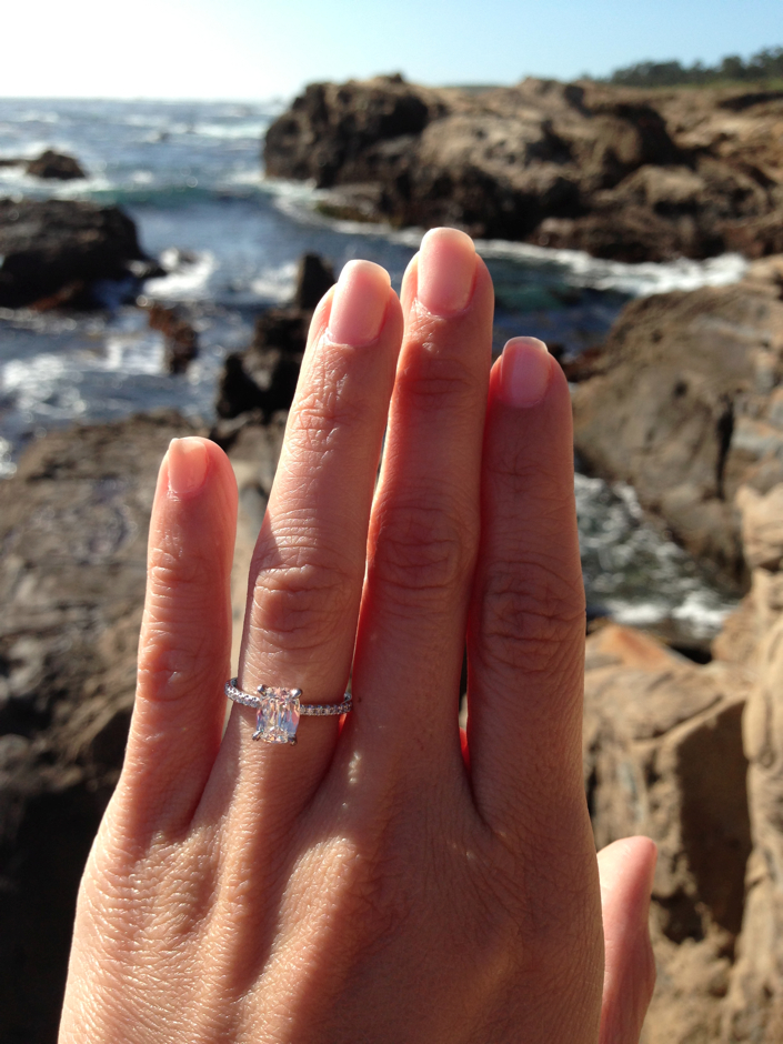 Image 17 of Emily and Jim | Point Lobos Proposal