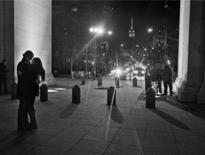 Image 5 of Derek and Steph | Washington Square Park Proposal