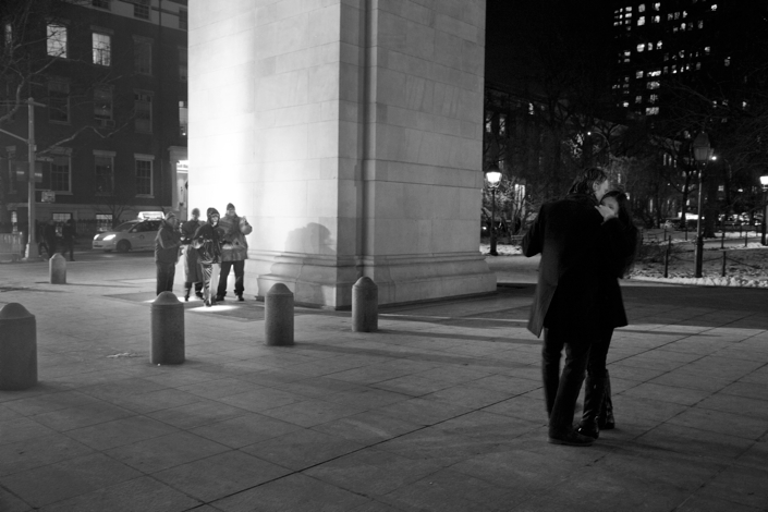 Image 6 of Derek and Steph | Washington Square Park Proposal
