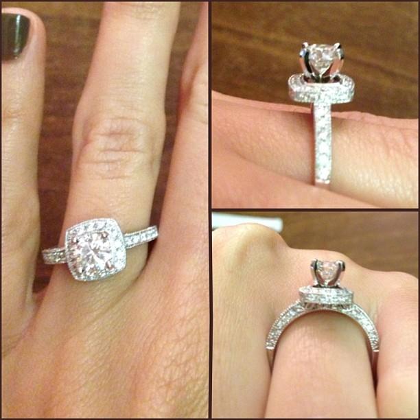 best engagement rings on instagram_14