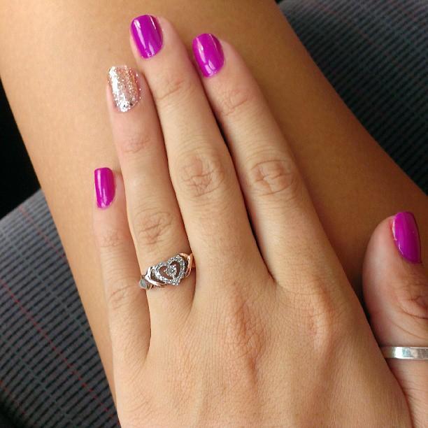 best engagement rings on instagram_19