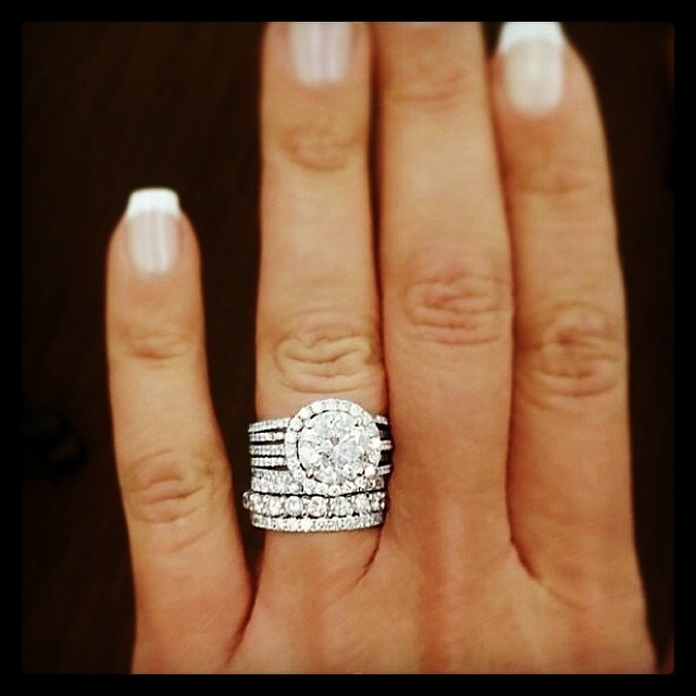 blingiest rings on instagram