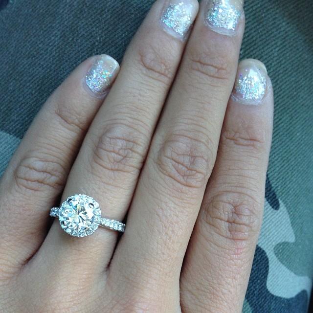 best engagement rings on instagram_25