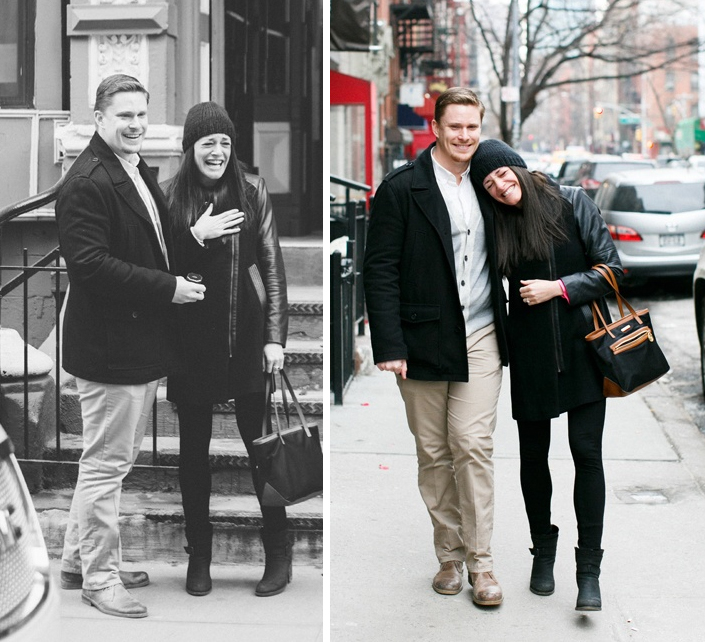 Image 2 of Rachel and Patrick's Proposal in New York City