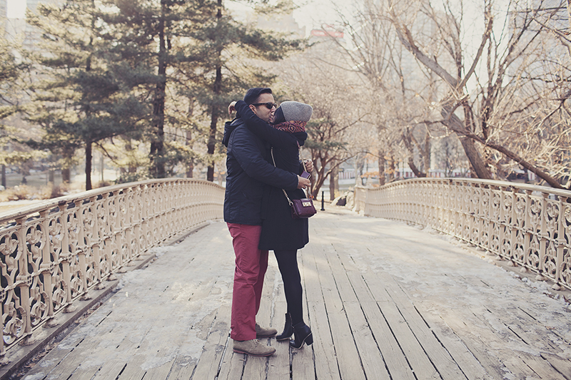 Image 9 of Pooja and Aanand | A Central Park Proposal Story