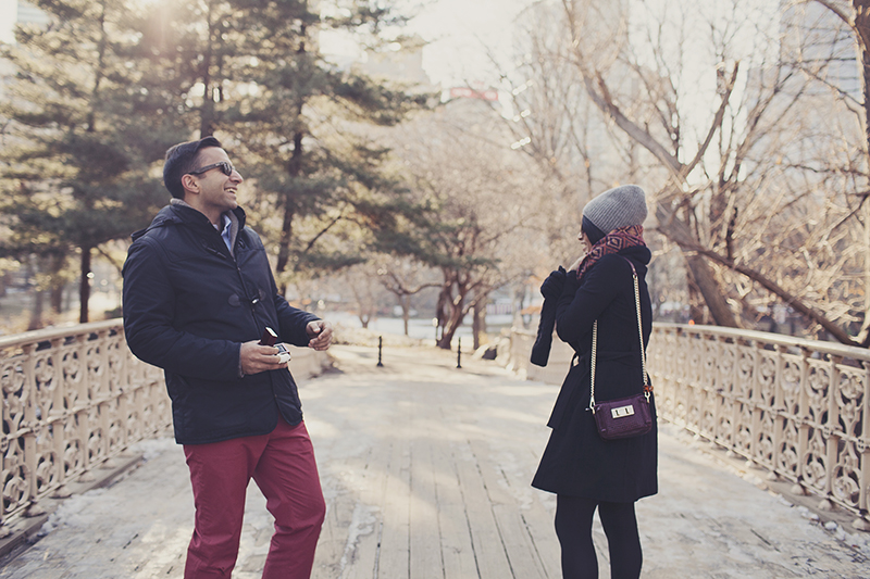 Image 11 of Pooja and Aanand | A Central Park Proposal Story