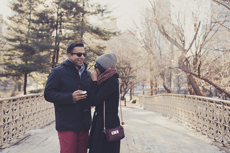 Image 12 of Pooja and Aanand | A Central Park Proposal Story