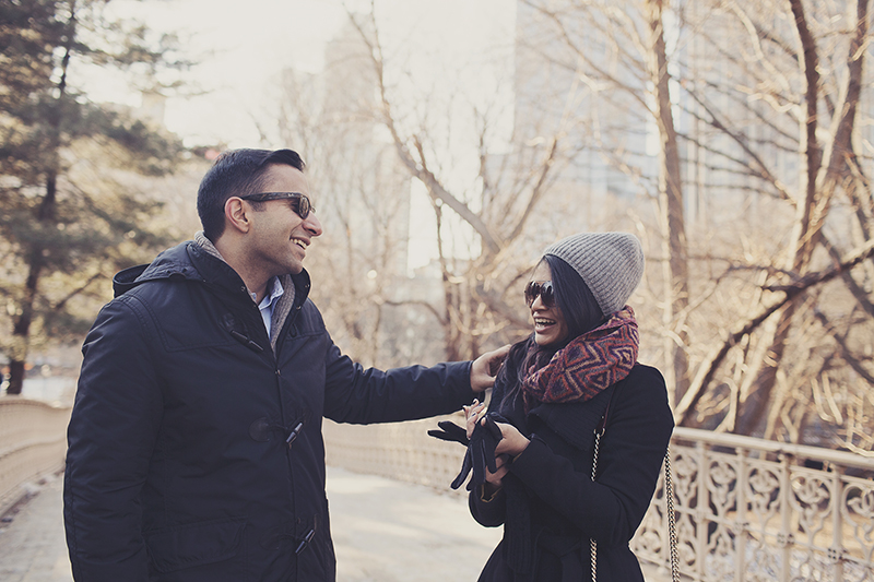 Image 15 of Pooja and Aanand | A Central Park Proposal Story