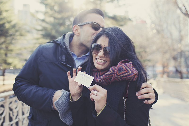 Image 18 of Pooja and Aanand | A Central Park Proposal Story