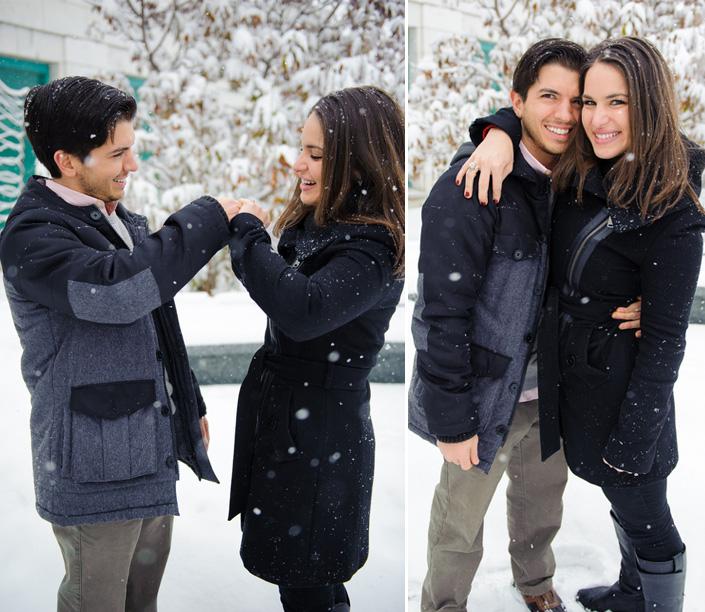 cute-snow-engagement-photos