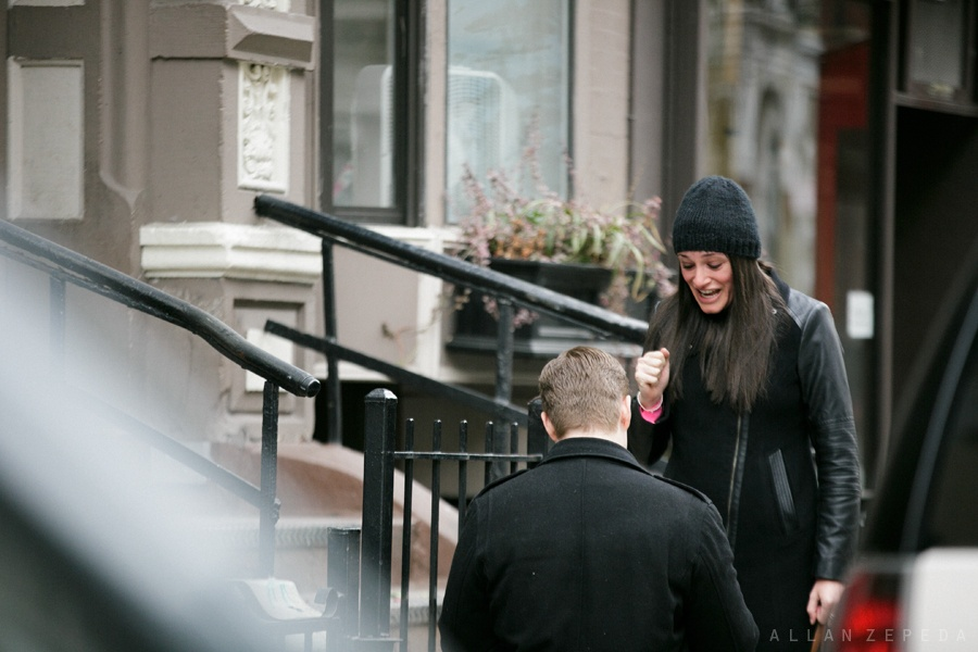 Image 8 of Rachel and Patrick's Proposal in New York City