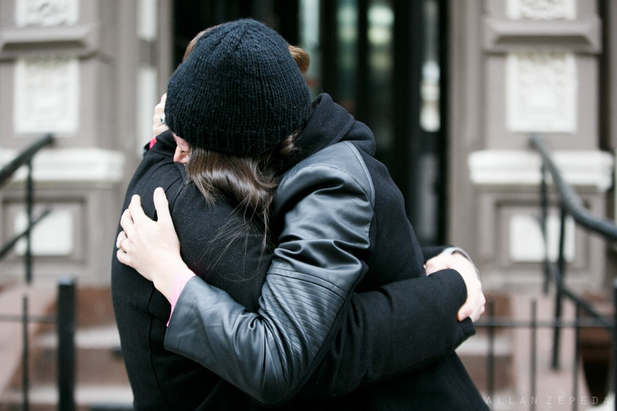 Image 11 of Rachel and Patrick's Proposal in New York City