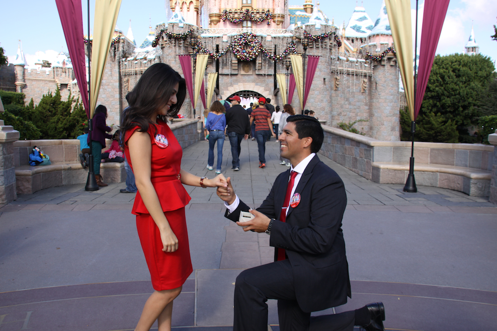Image 2 of Nathan and Stacey's Disney Proposal