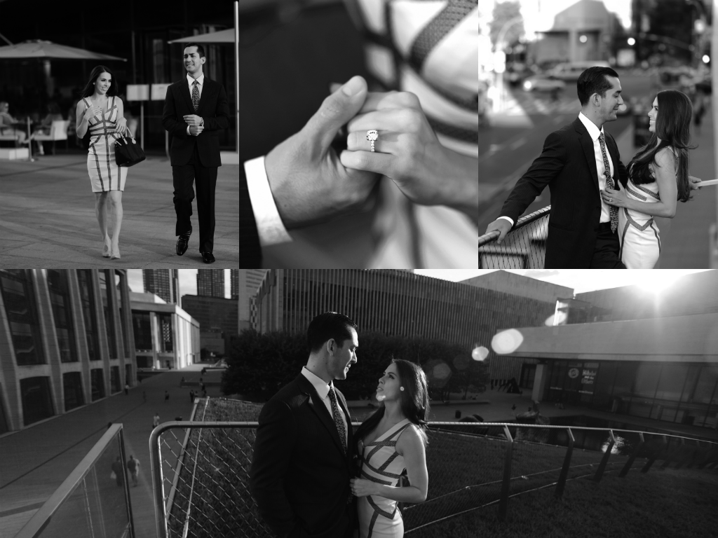 Image 4 of Shasling and David | Top of The Rock Proposal