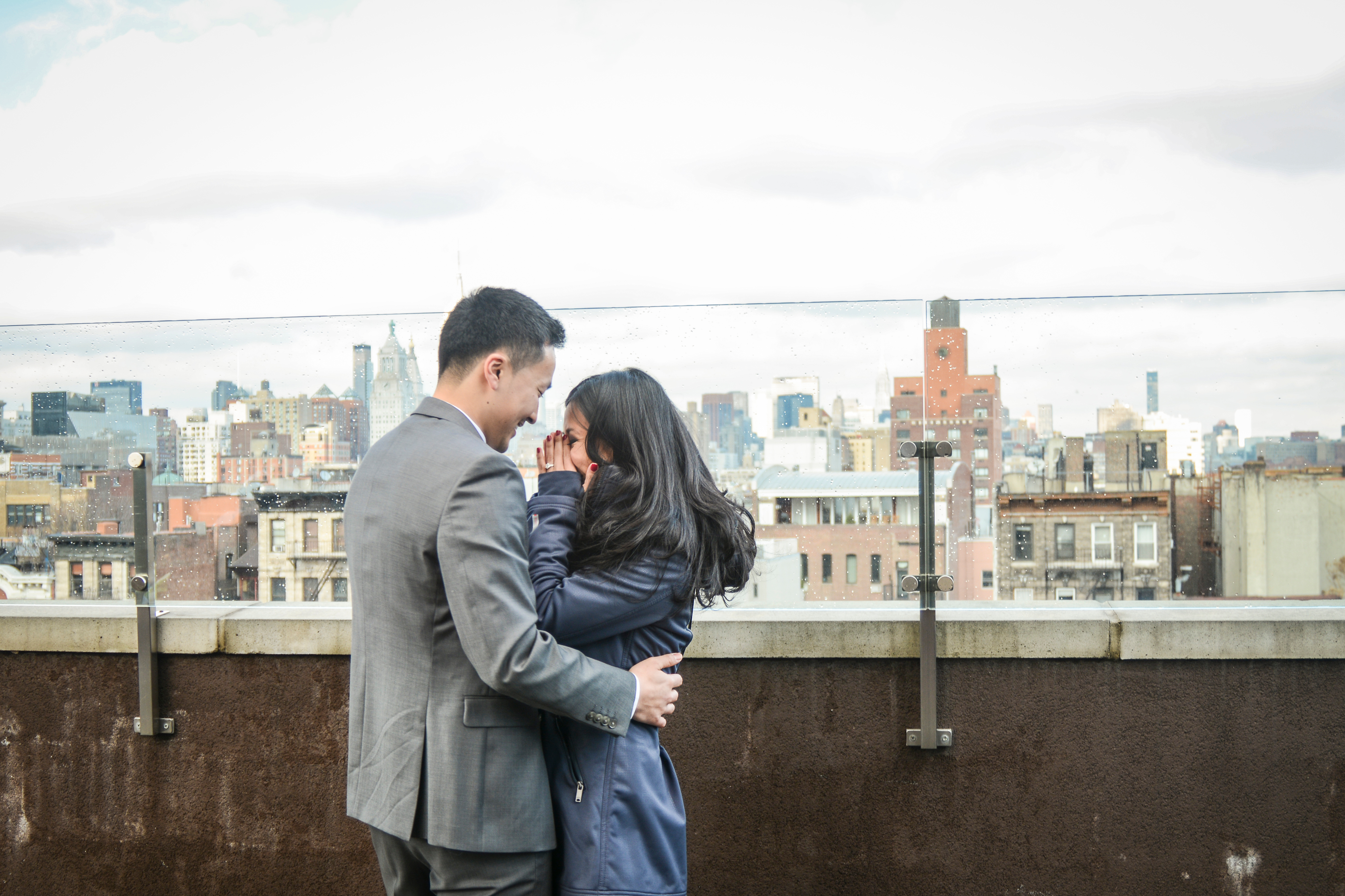 Image 7 of Jacqueline + James: Manhattan Marriage Proposal