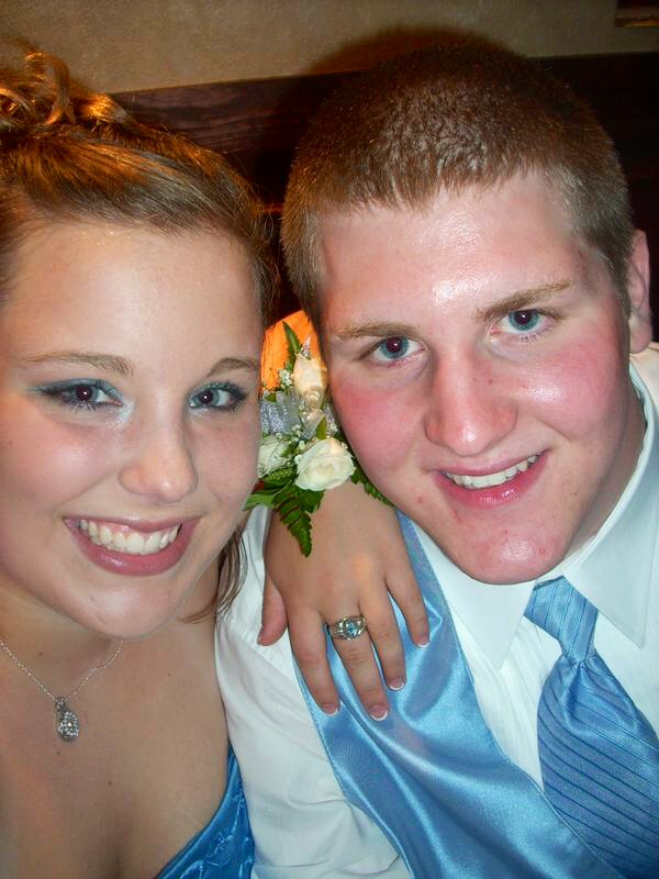 Image 1 of Caitlin and Jesse's Carnival Cruise Proposal