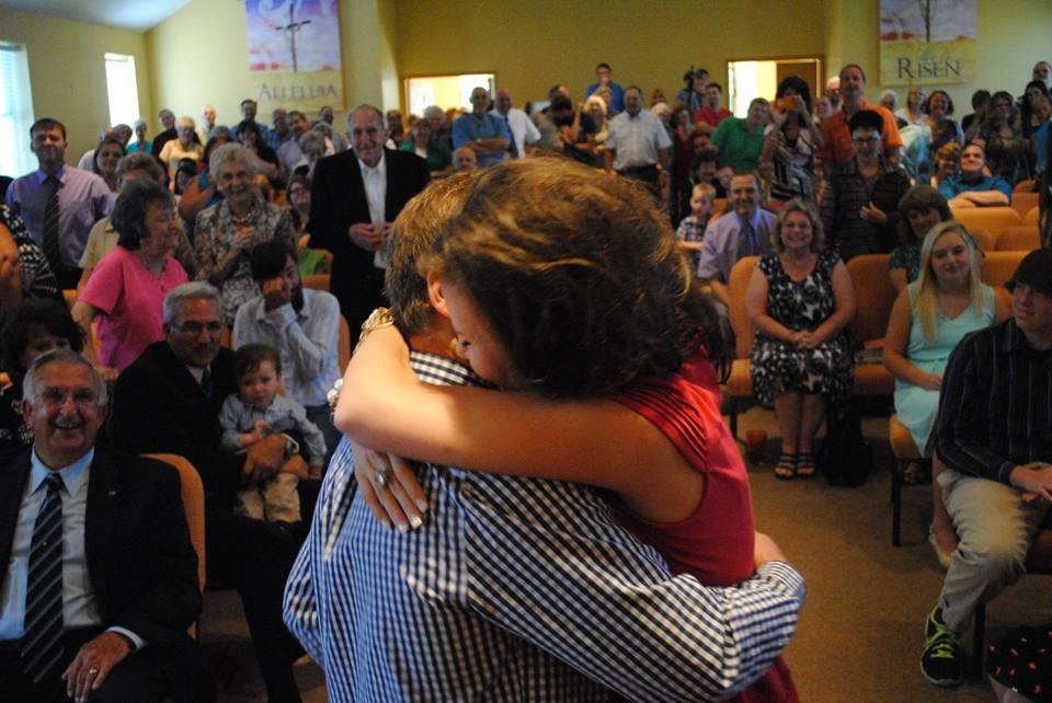 Image 4 of Chad and Emily | Church Announcement Turns into Proposal
