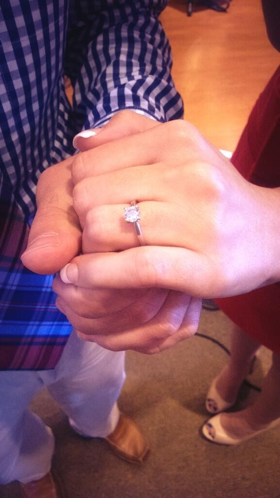 Image 5 of Chad and Emily | Church Announcement Turns into Proposal
