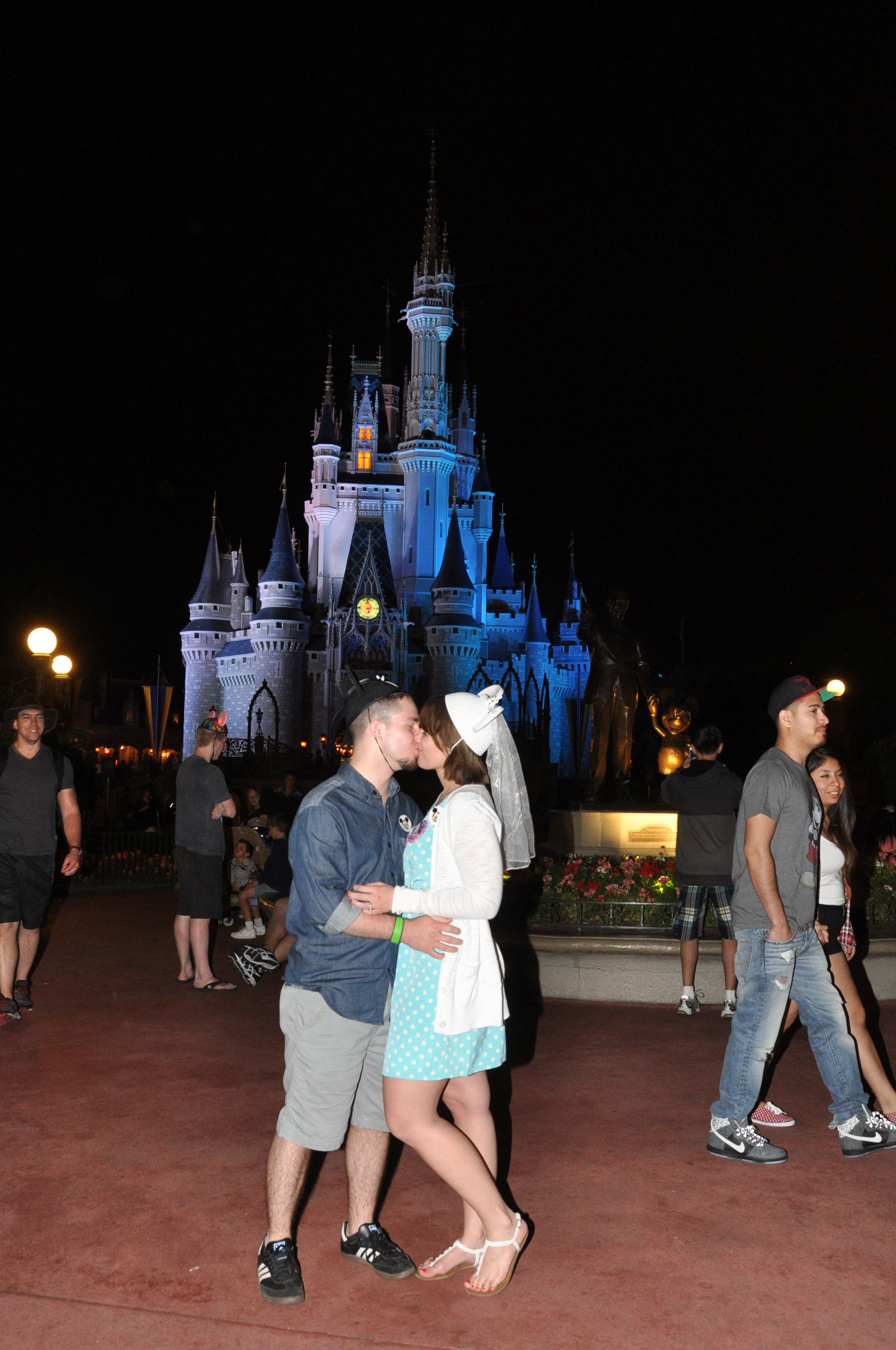 engagement at disney