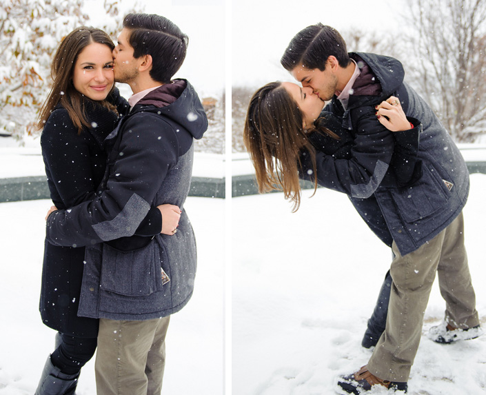 winter-engagement-session