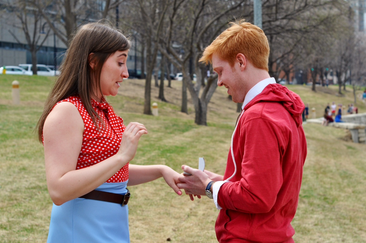 Image 4 of Molly and Jerod | Omaha Marriage Proposal