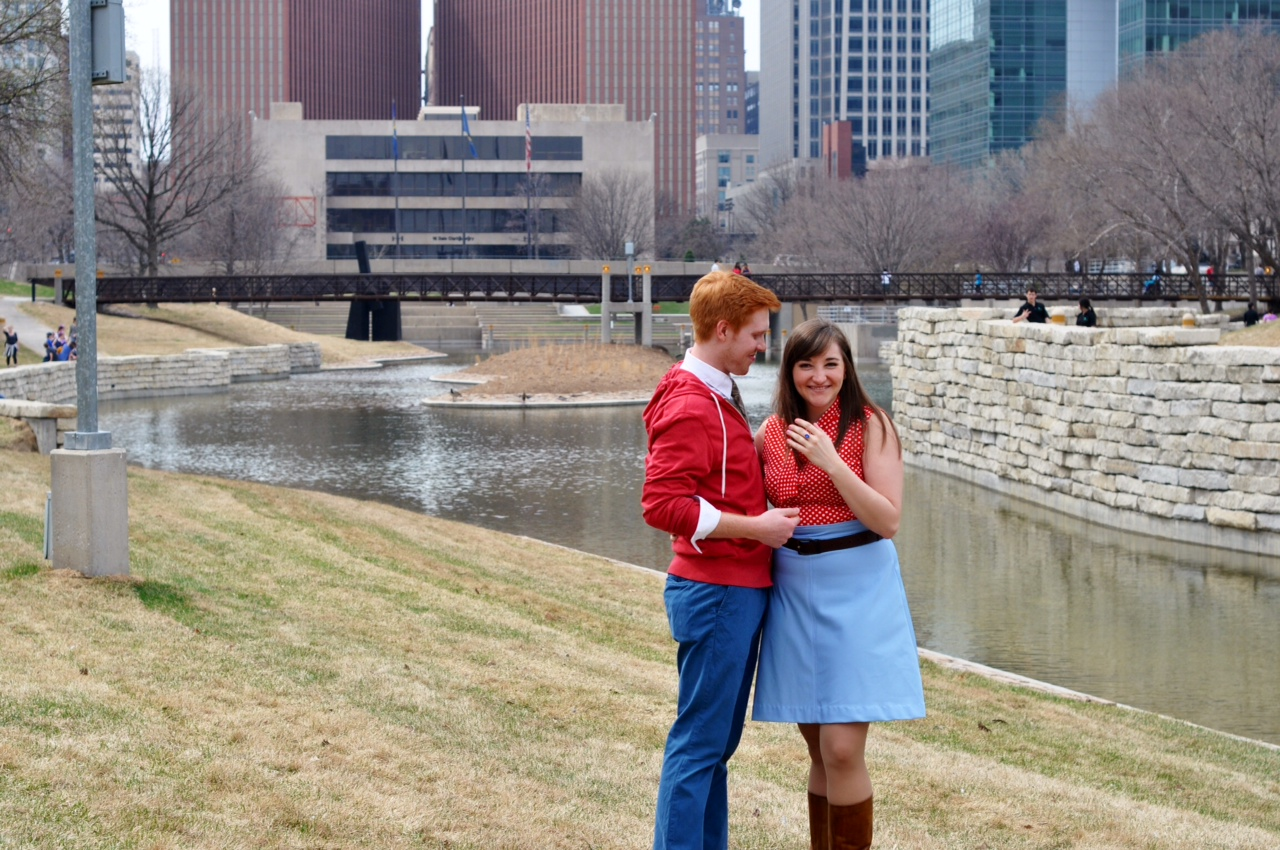 Image 1 of Molly and Jerod | Omaha Marriage Proposal