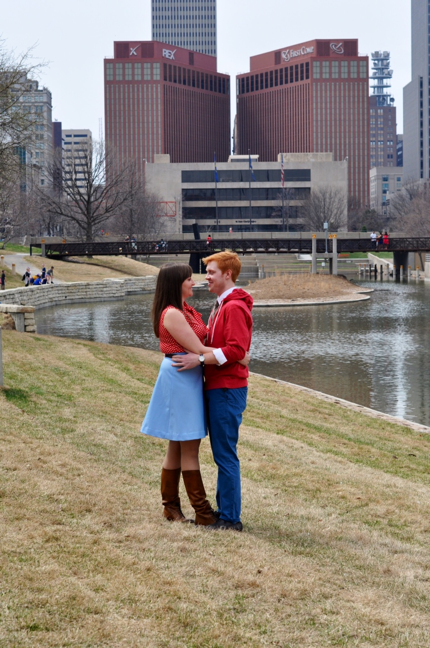 Image 2 of Molly and Jerod | Omaha Marriage Proposal