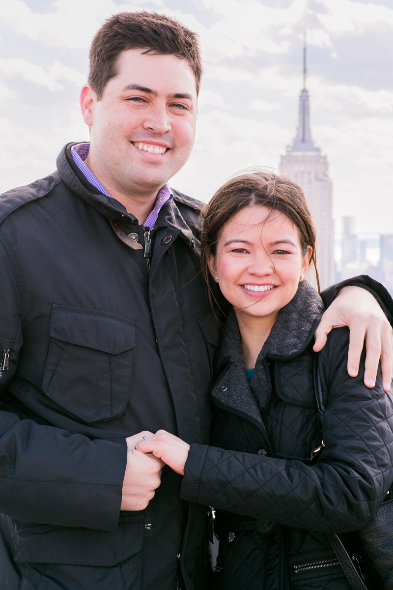 Image 10 of Top of the Rock Marriage Proposal