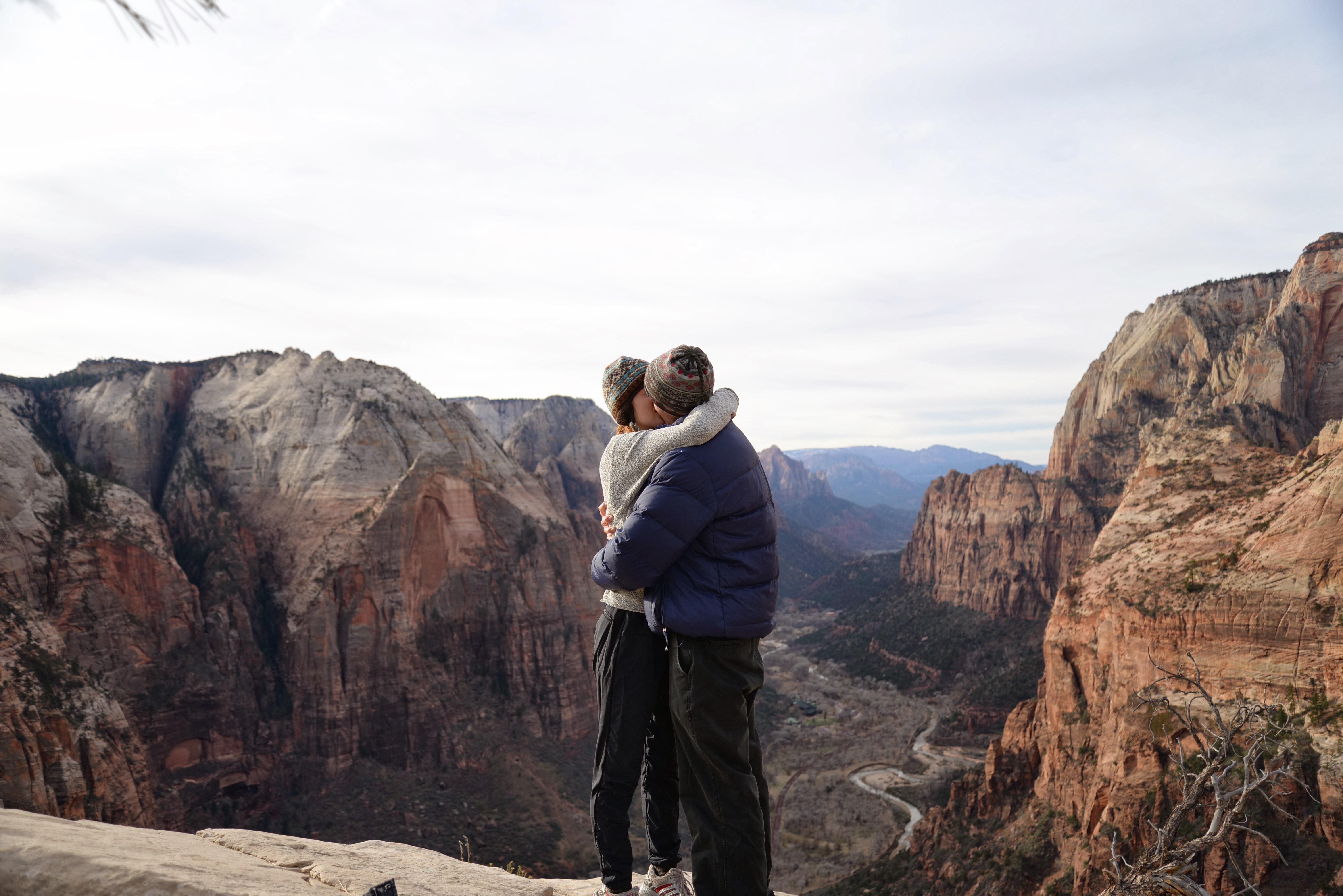 Image 1 of Zion National Park Proposal | Haley and Luke
