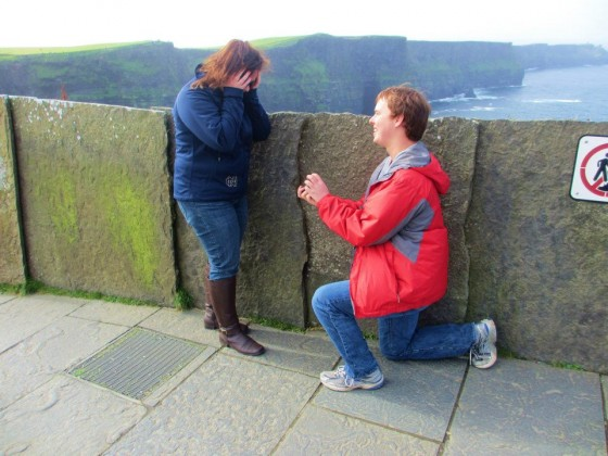 Image 15 of Around the World Marriage Proposals: Our Favorite Proposals Abroad