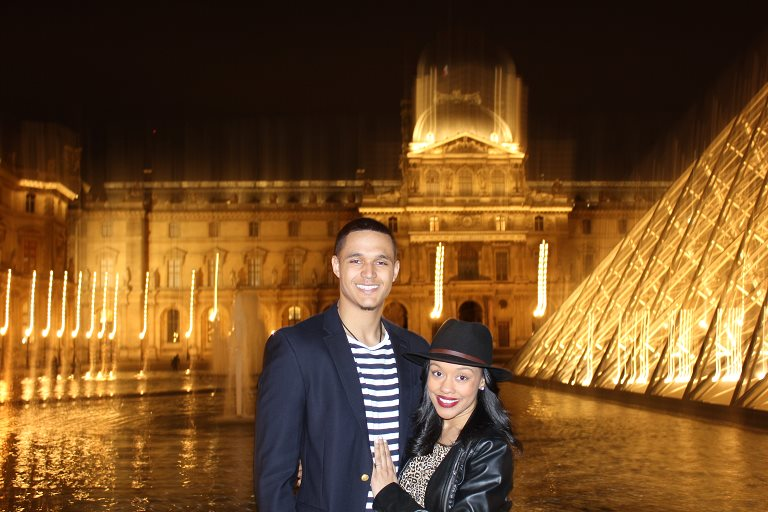 Image 9 of The Cutest Couple Ever Gets Engaged on Surprise Paris Trip