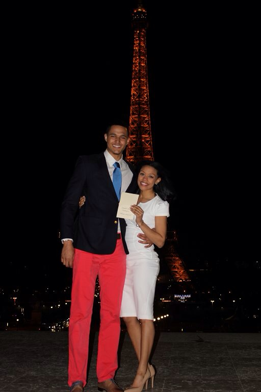 Image 3 of The Cutest Couple Ever Gets Engaged on Surprise Paris Trip