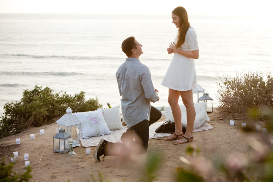 San Diego Marriage Proposal Ideas