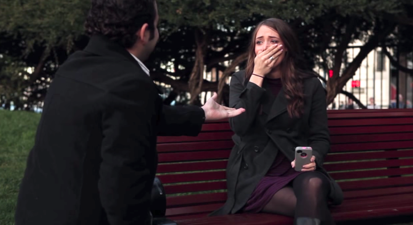 best birthday surprise proposal _1