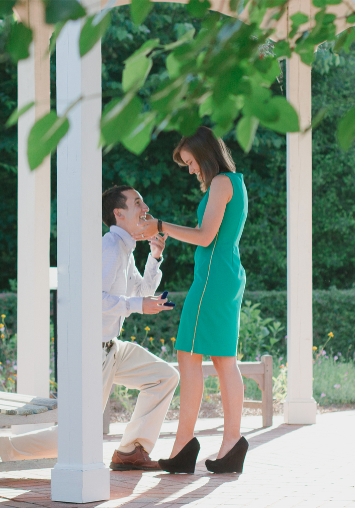 Image 2 of Sidney and Walker, and their Very Cute Engagement Video