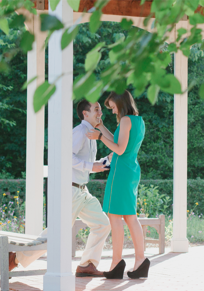 Image 3 of Sidney and Walker, and their Very Cute Engagement Video