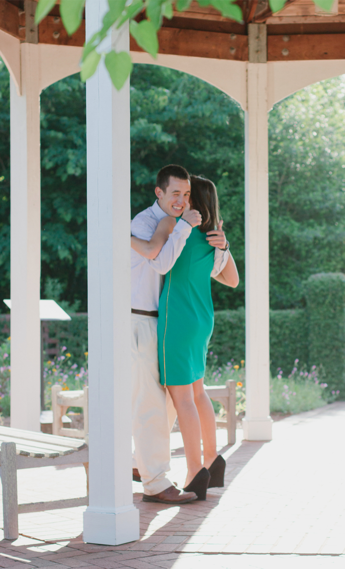 Image 4 of Sidney and Walker, and their Very Cute Engagement Video