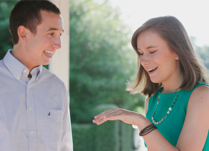 Image 7 of Sidney and Walker, and their Very Cute Engagement Video