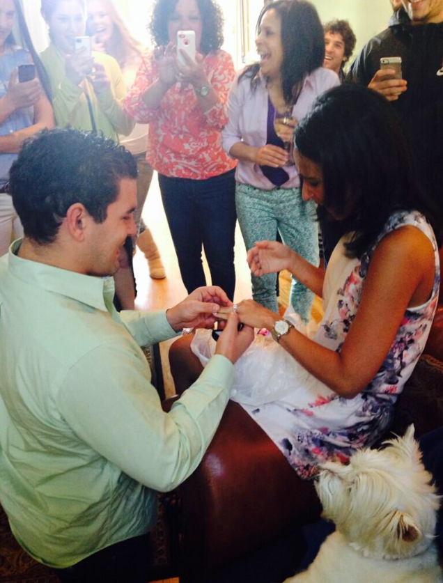 easter marriage proposals